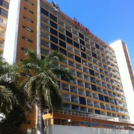 Belíssimo flat no Garvey Park Hotel