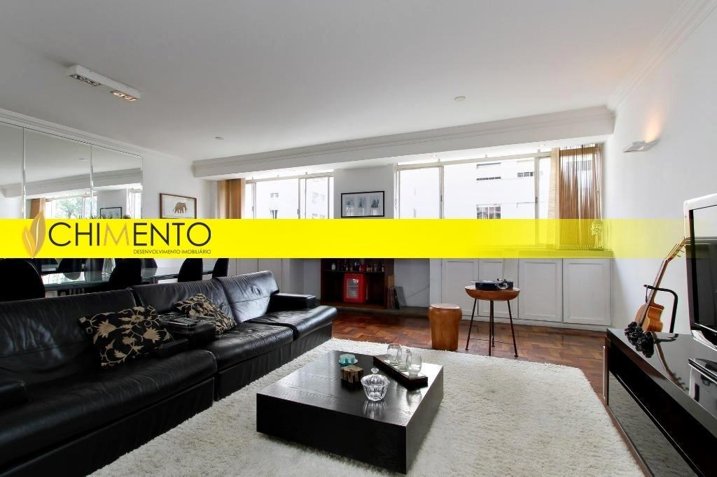 AP 7343 - Apartamento Residencial - Descolado e Clean no Jardins