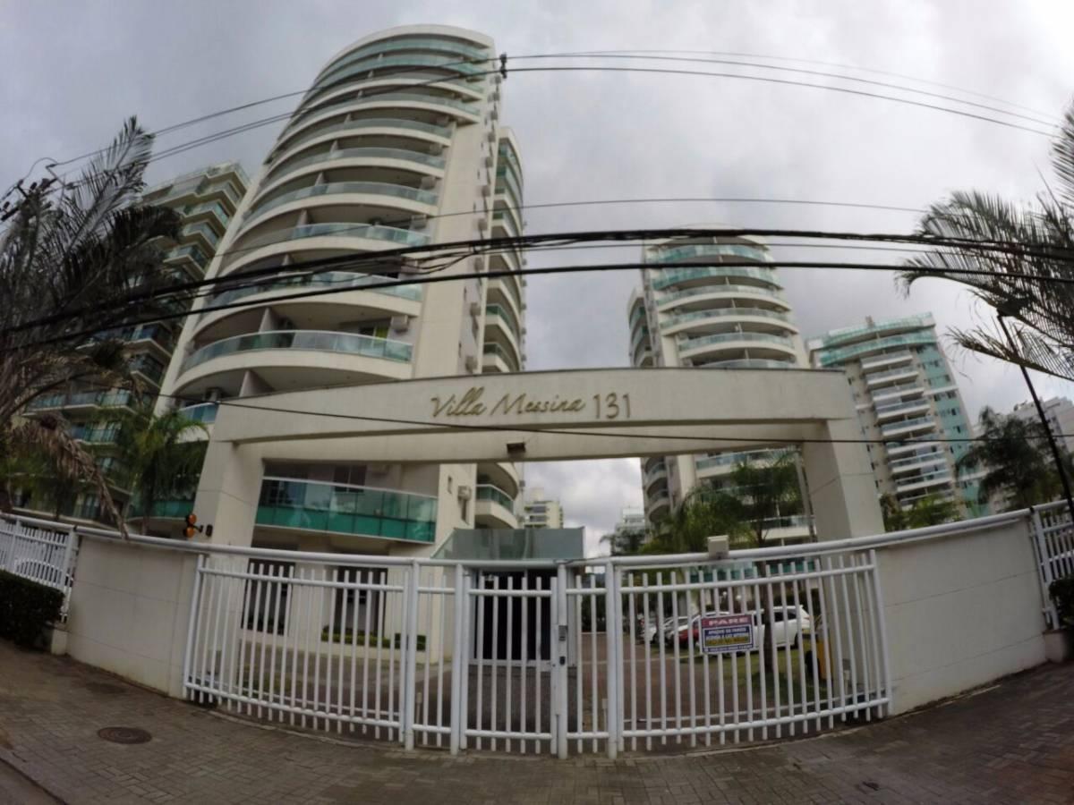 MARAVILHOSO APARTAMENTO DE 2 QUARTOS- VILLA MESSINA (VILLAS DA BARRA)- R$ 440.000