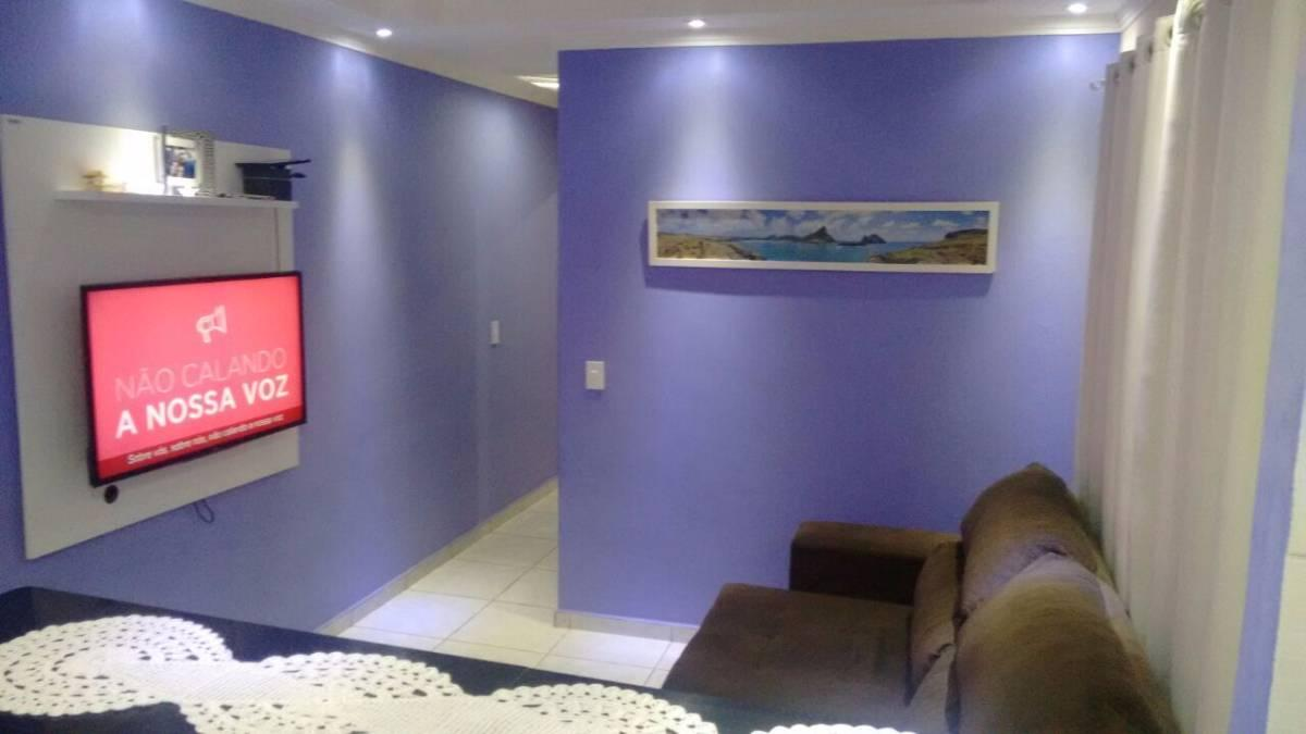 Lindo Apartamento Sem Condomínio 50m² - Jardim Ipanema - Santo André