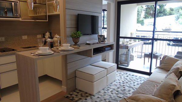 Apartamento 2 quartos com vaga no centro - só R$ 299.900 mil à vista