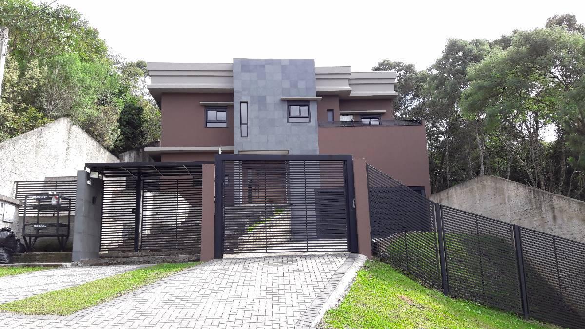 Casa à venda com 3 Quartos, Butiatuvinha, Curitiba - R$ 1.950.000 ...