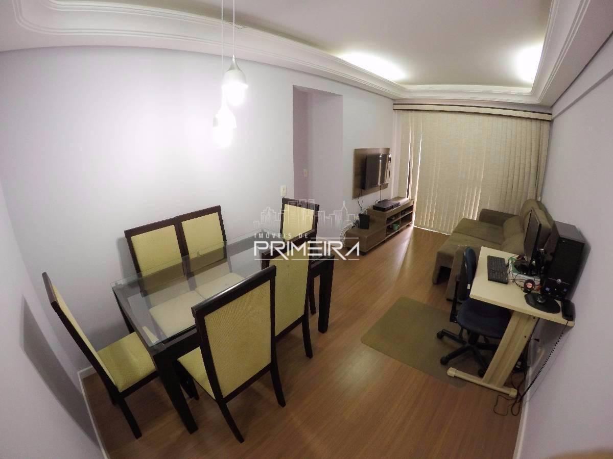 3 Dormitórios, Semi-Mobiliado no Batel | Ed. Boulevard Batel