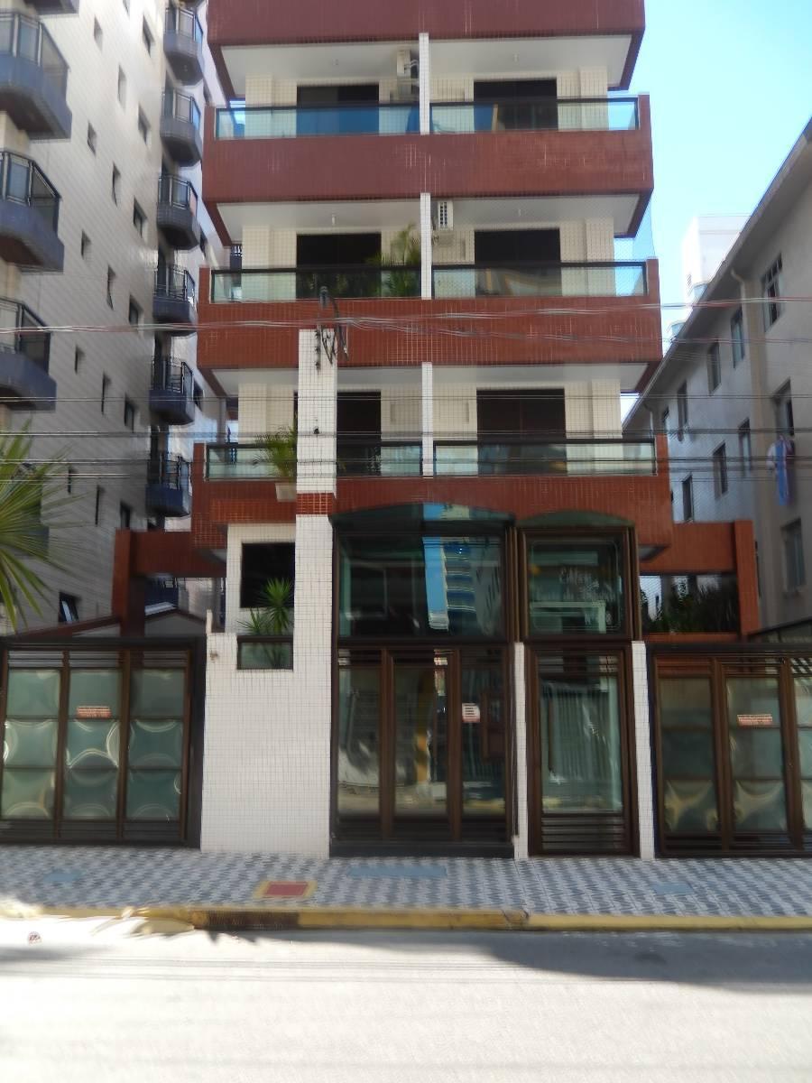 Ótimo apartamento 1 dormitório a poucos metros da praia na Praia Grande/SP