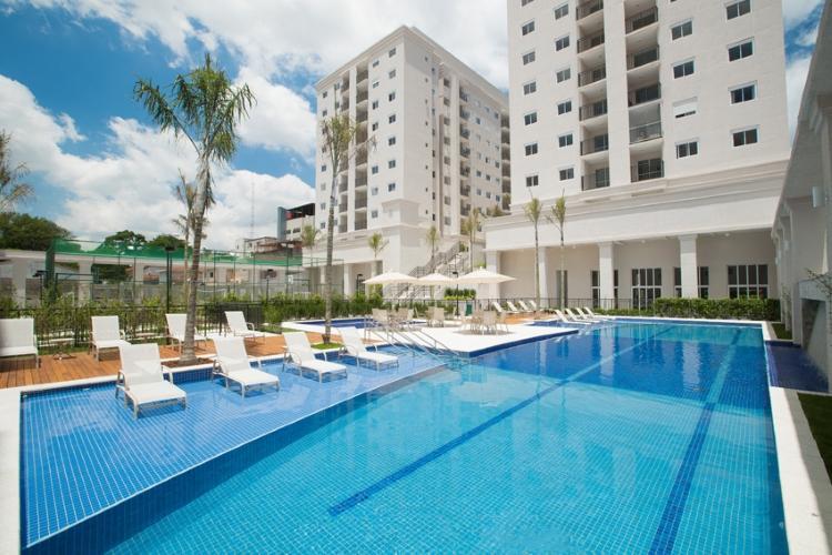 Apartamento no Butantã 72 m² c/suite e terraço grill