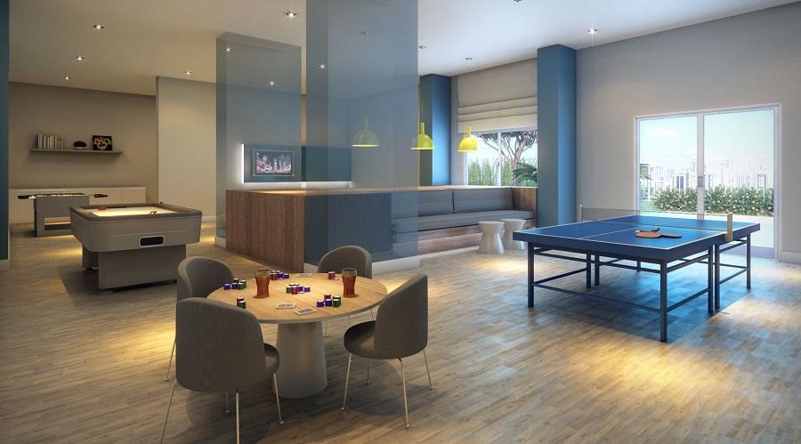 Apartamento de 164 m² no Panamby com 4 dorms 2 suítes 3 vagas