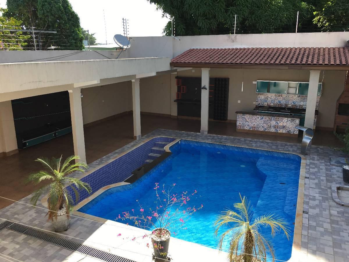 Casa 03 Suites, Piscina, Area de Lazer - Dom Pedro