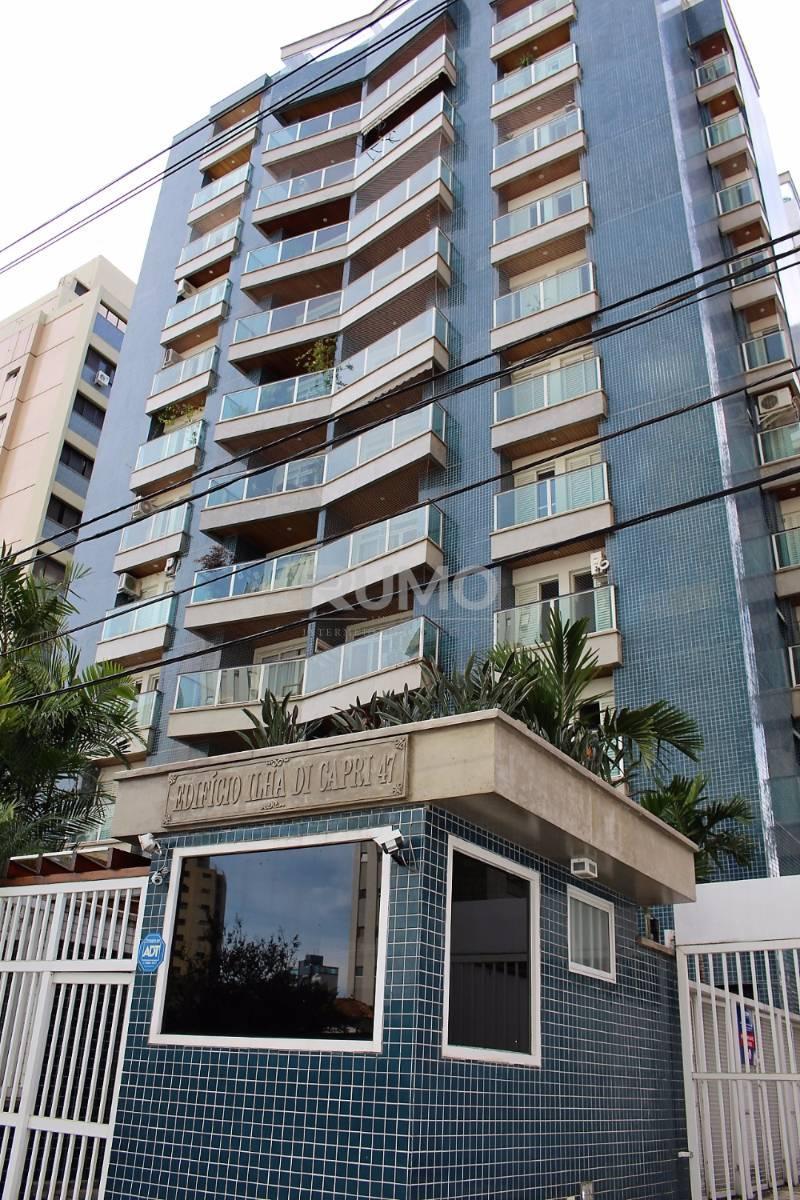 Excelente apartamento em local nobre no Cambuí, Campinas
