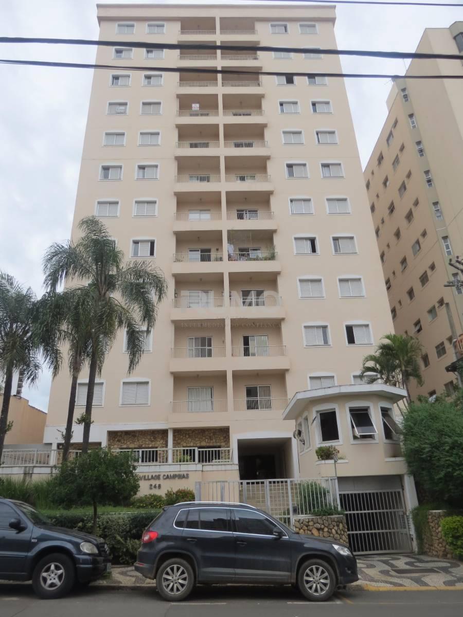 Ótimo apartamento para venda e locação, no Cambuí, Campinas