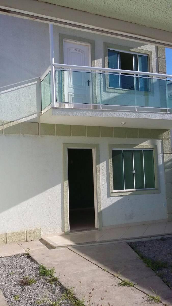 Casa duplex independente com 3 quartos para locação no bairro Jardim Atlântico!
