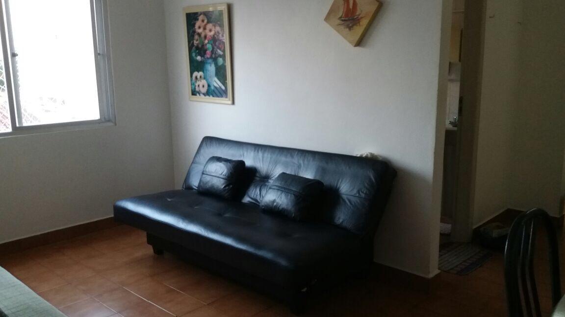 Apartamento de 1 dormitorio no bairro Caiçara