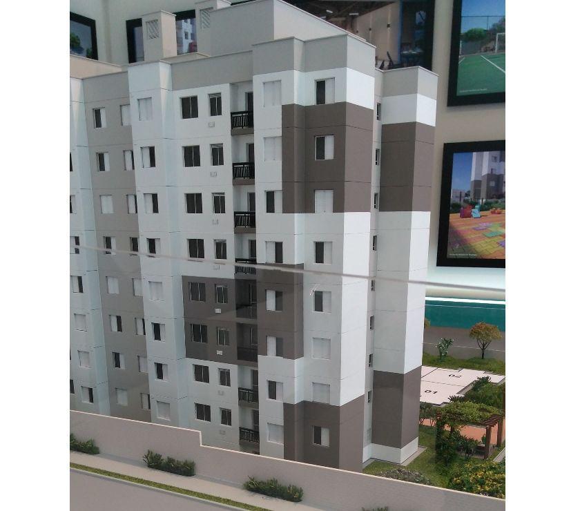 Apartamento na zona sul 2 dormitórios - Minha casa minha Vida