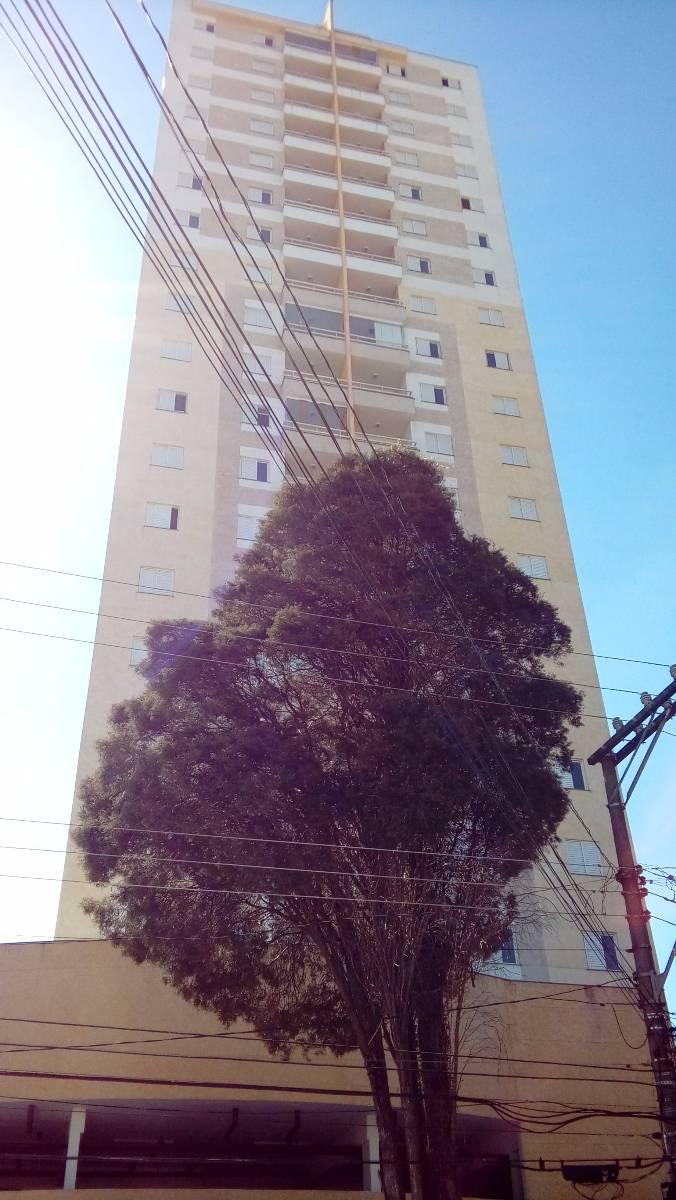 Apartamento de 59m2 com 2 dorms. + 1 vaga em São Bernardo do Campo