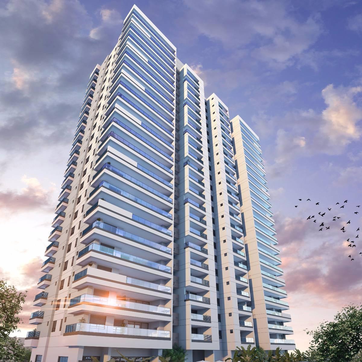 Lançamento em Pinheiros com 73m e 2 dormitórios com boa varanda oportunidade