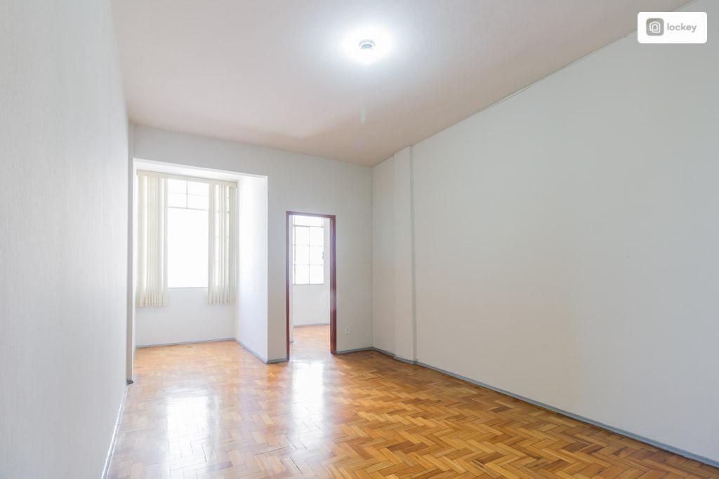 Apartamento para aluguel com 70 m² e 2 quartos em Centro - Belo Horizonte - MG.
