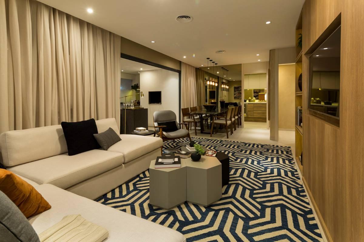 Lançamento em Pinheiros com 118m e 3 dormitórios 2 vagas Visite
