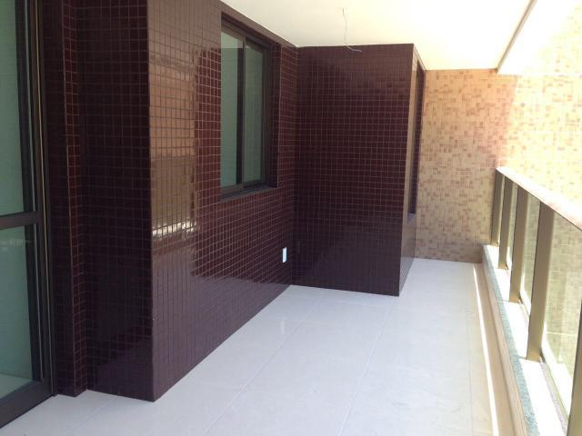 Apartamento 3 quartos com suíte na Pituba - Novo c/ infraestrutura completa