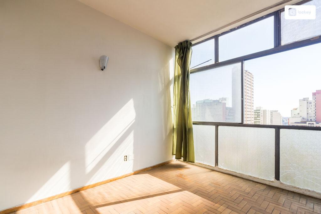 Apartamento para aluguel possui 24 m² e 1 quarto em Santo Agostinho - BH - MG.