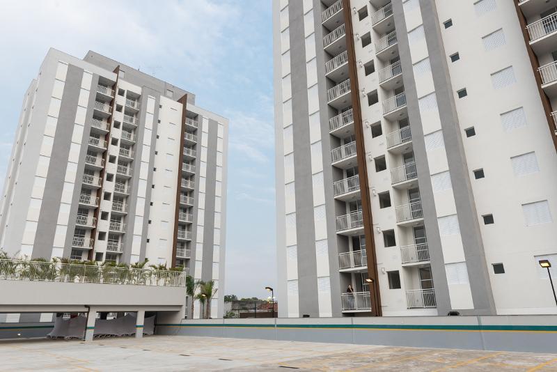 Apartamento Novo Belém - 02 Dorms + 01 Vaga