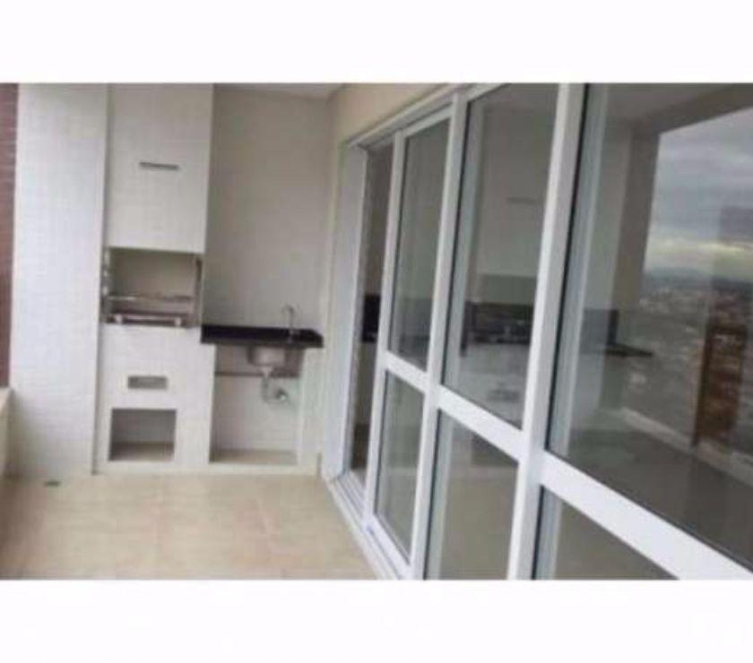 Apartamento Com 114. m² e 2.Vagas de Garagens :