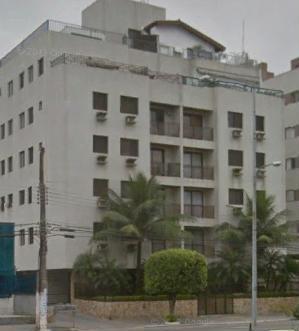 IMÓVEL EM LEILÃO - Apart. Av. Dom Pedro c/ 220 m² a.u. - Guarujá/SP