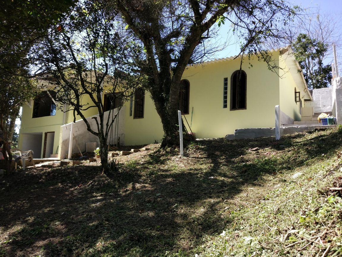 Chácara no Parque Cerejeira aceita permuta por imóveis no ABC