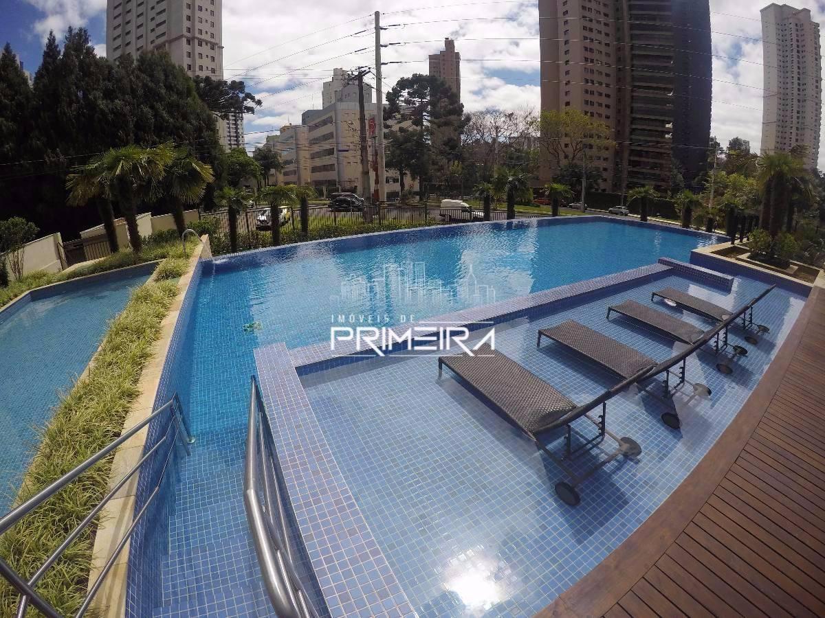 Apartamento 3 quartos 2 vagas semi-mobiliado 137m² privativos - RESERVA JUGLAIR