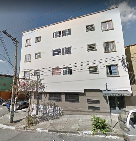 IMÓVEL EM LEILÃO - 50% do Apart. c/ 49m² a.t. no Ipiranga - São Paulo/SP
