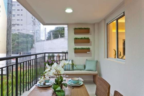 Vila Mariana Acessível, 80 metros, R$ 552mil
