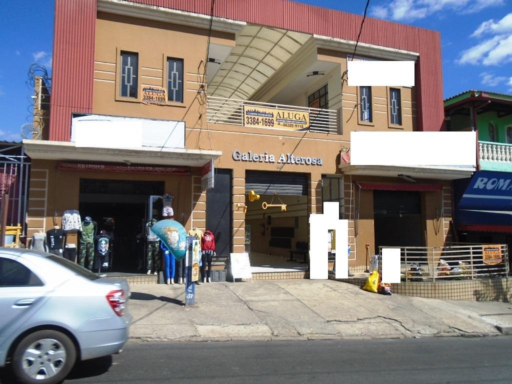 Comercial para aluguel - no Jardim das Alterosas - 1ª Seção