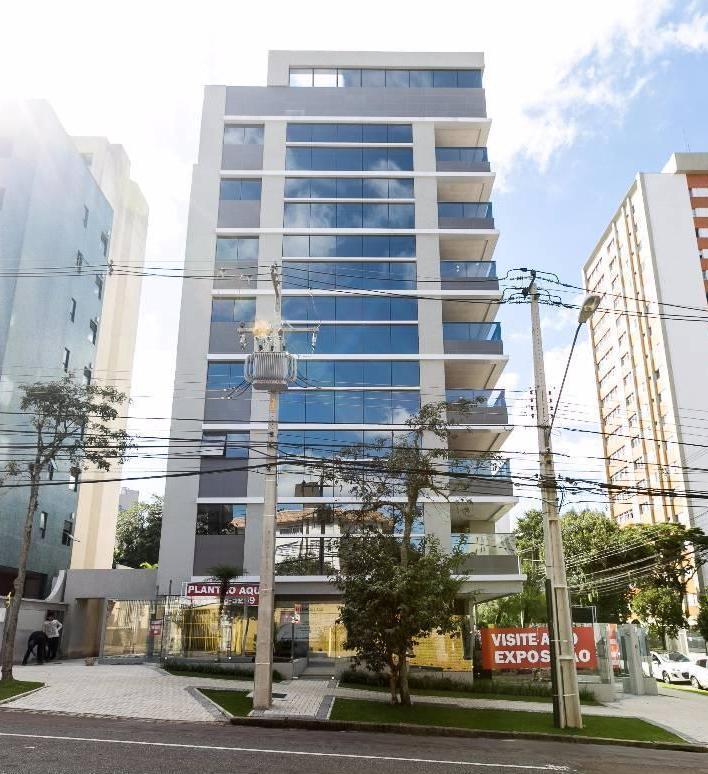 Apto 3 suítes - 241 m² - Bairro Bigorrilho