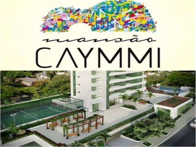 Mansão Caymmi – 4/4 Suítes e Varanda gourmet. – 161m².