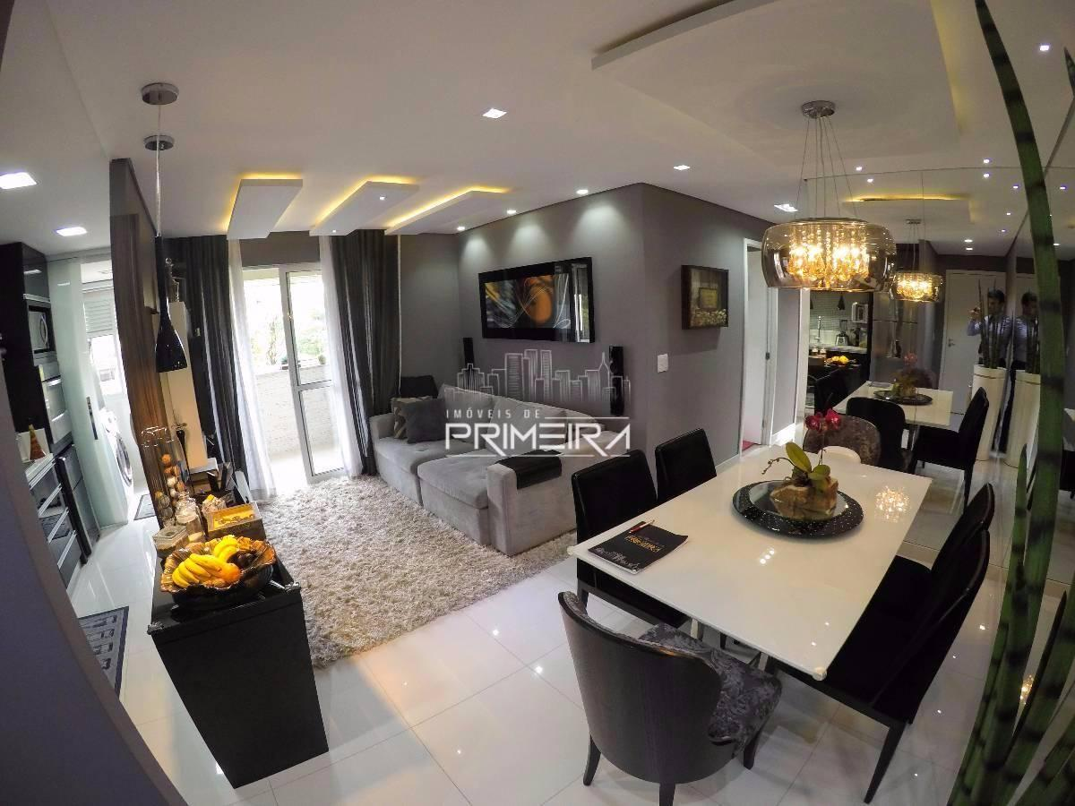 Apartamento, 3 Dorm,1 vaga,75m² úteis,Terrase Style - Cabral