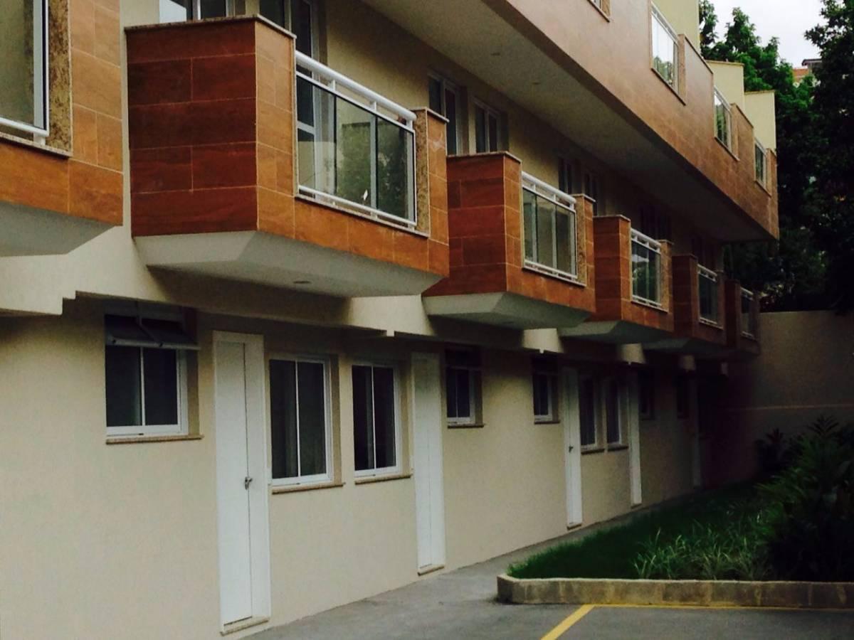 Casa Triplex no Pechincha com Terraço e churrasqueira.