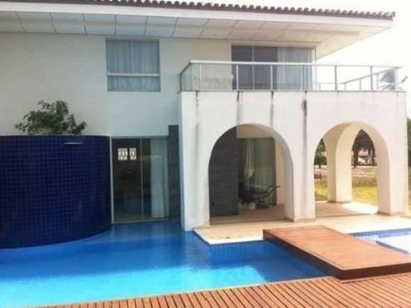 Casa 4 quartos com suítes da Odebrecht no condomínio Quintas de Sauípe