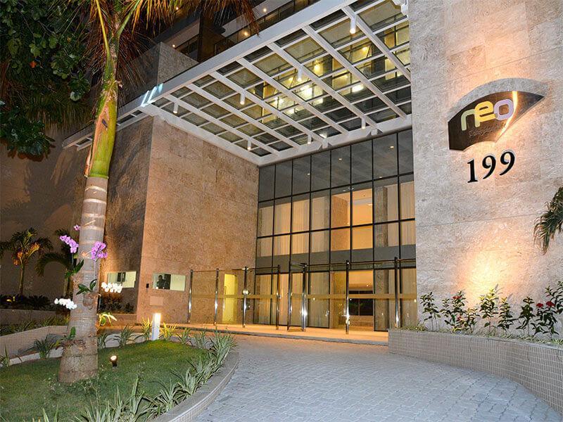 Neo Itaigara Life – Loft Duplex - 2/4 Suíte e varanda gourmet - 113m²