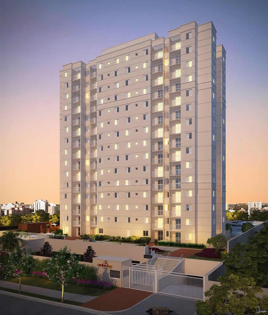 Apartamento em Itaquera 2 e 3 dorms(47 a 63m²) - 1 e 2 vagas