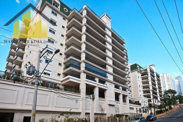 Apartamento à venda - na Chácara Flora