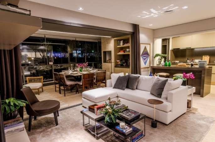 Apartamento no Brooklin de 81m² com 2 dorms 2 suítes 2 vagas