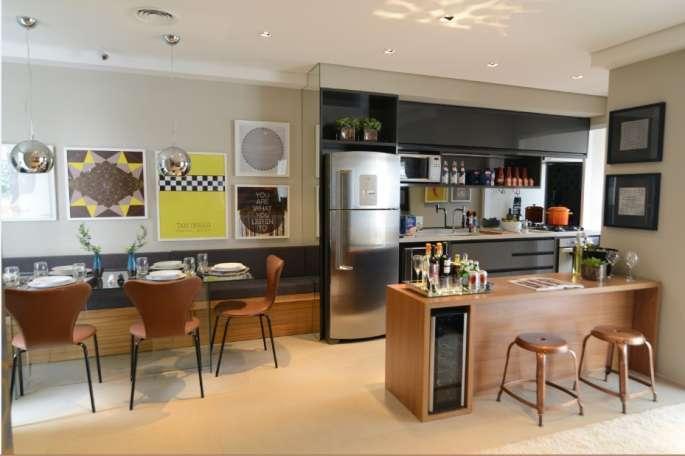 Apartamento na Barra Funda de 100 m² de 3 dorms 1 suíte 2 vagas