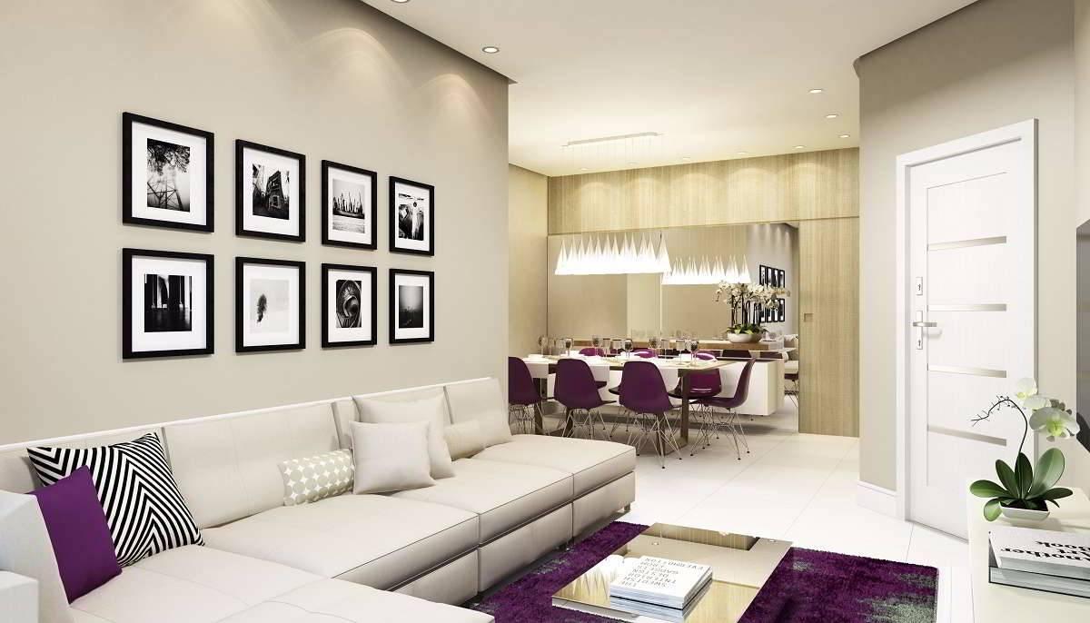 Apartamento de 108m2 com 3 dorms. (1 suíte) + 2 vagas em São Bernardo do Campo