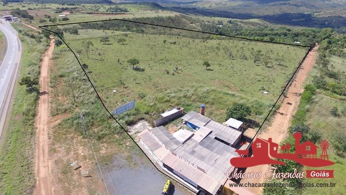 BR-060 - CHÁCARA COMERCIAL OU MORADIA 63.000m2 - R$ 1.950.000,00
