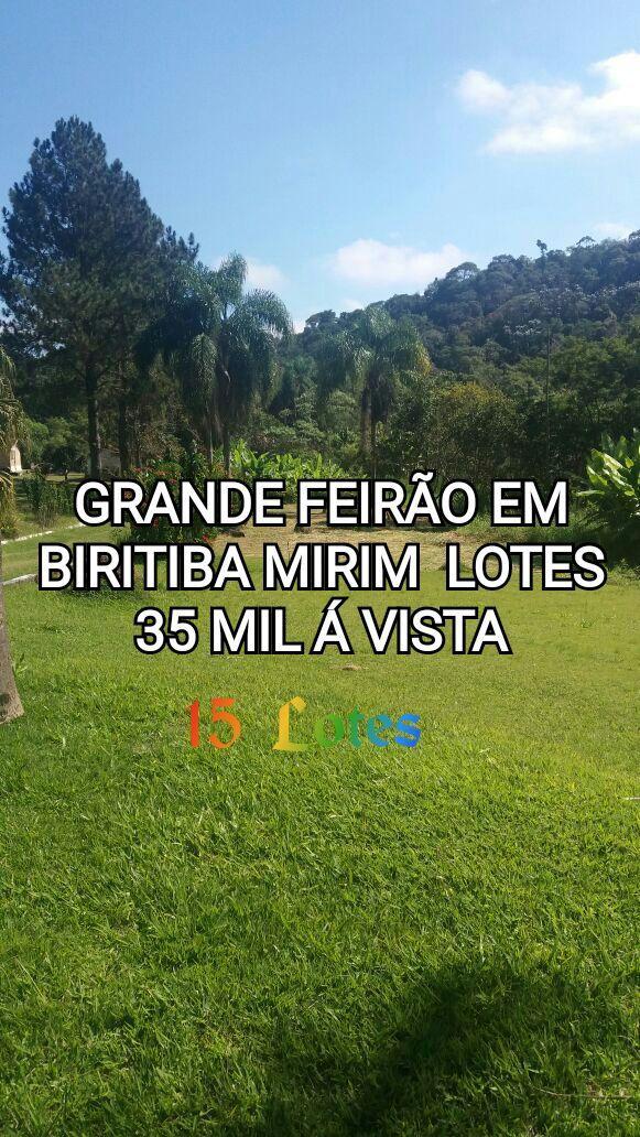 Mega Feirão em Biritiba-Mirim