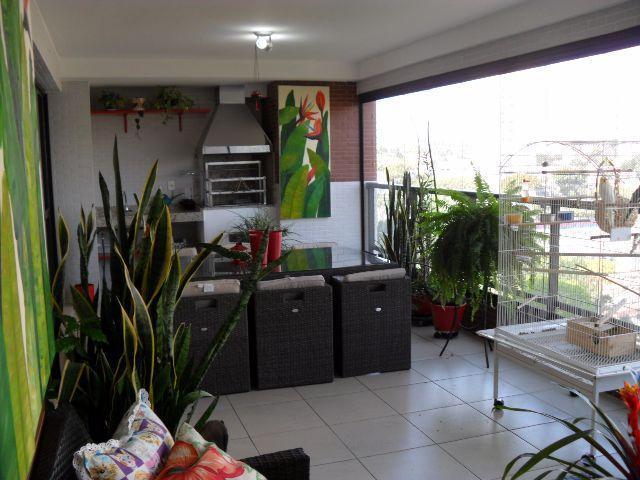 Apartamento The Gift Chácara Santo Antônio- venda/locação e pronto para morar