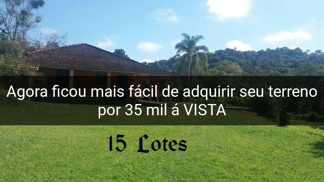 O maior terreno em  Biritiba-mirim