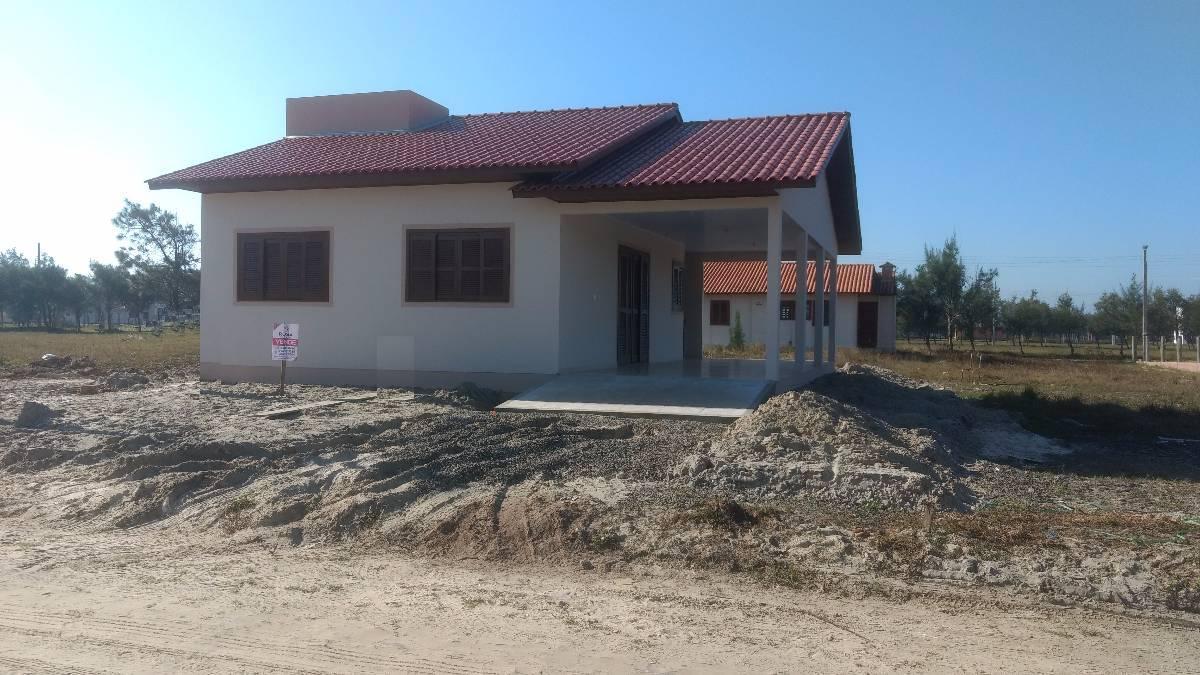 Casa 2 dormitórios mobiliada 50 metros do mar Village Dunas Balneário Gaivota SC