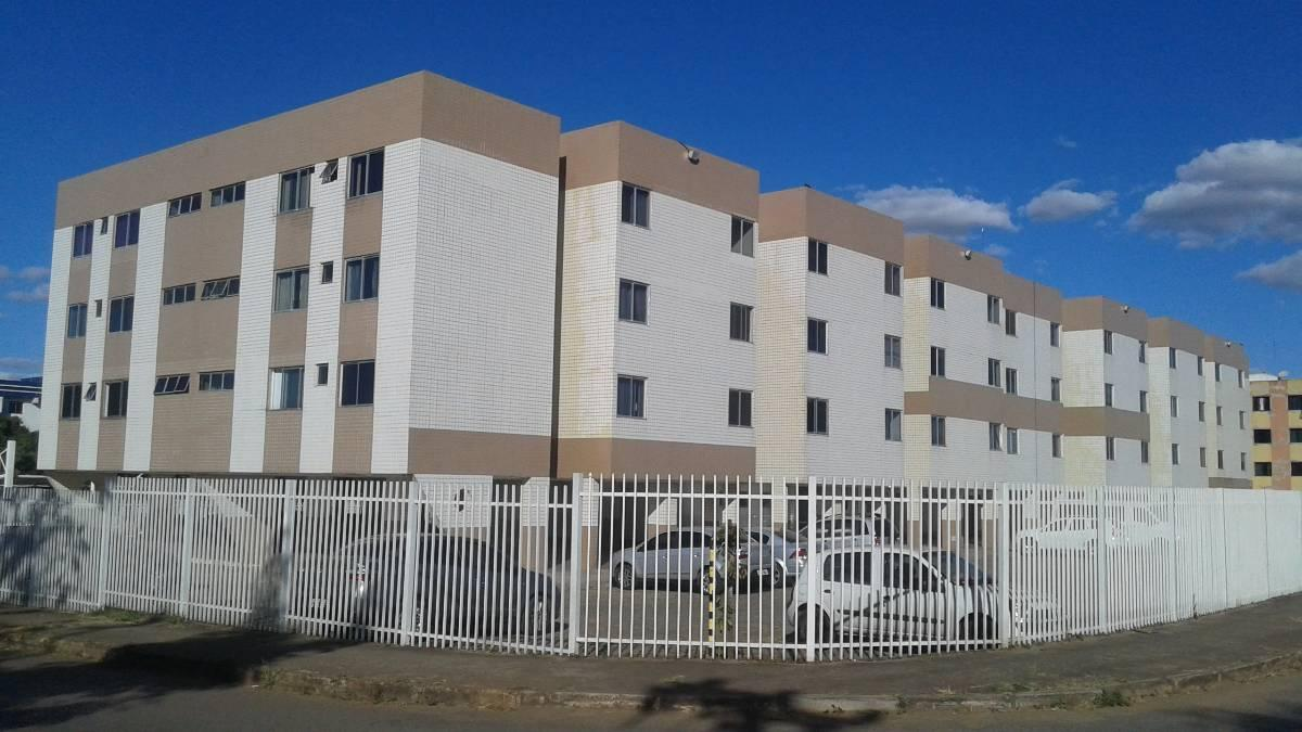 Apartamento 01 quarto QNL 23 Bloco D desocupado, Urgente!