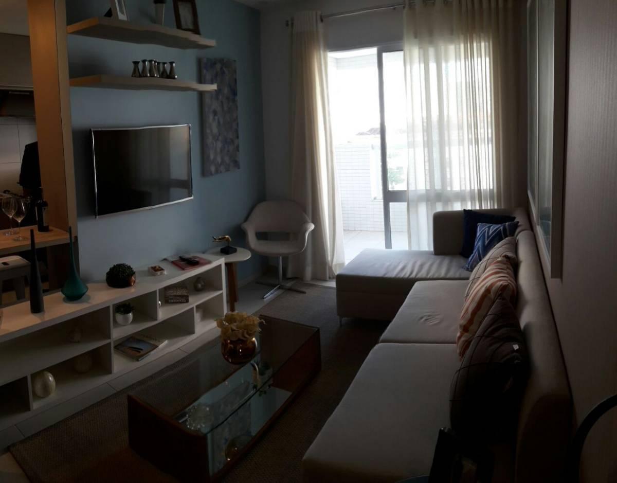 Oportunidade 1 Dormitório ao lado do VLT na Vila Valença em São Vicente/SP