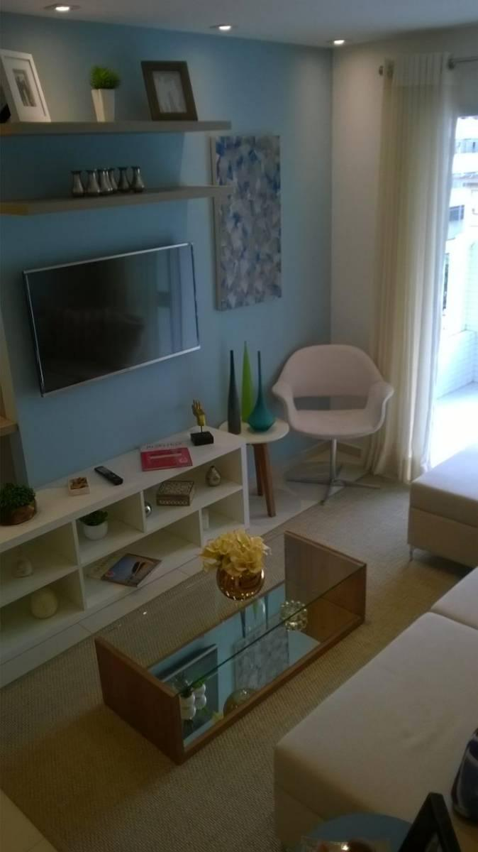 Oportunidade 2 Dormitórios na Vila Valença em São Vicente/SP