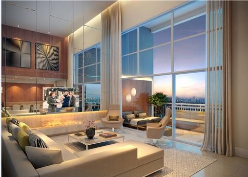 Apartamento de 243 m² no Morumbi com 3 dorms 3 suítes 3 vagas com depósito